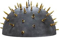 Lámpara de techo Siena hierro negro