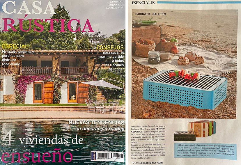 Revista Casa Rústica