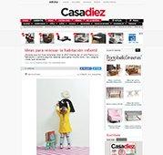 Ideas para renovar la habitación infantil con Portobello