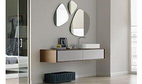 Mueble de baño moderno Dicos