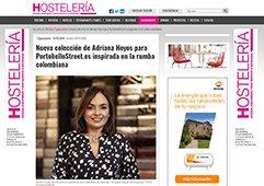 Nueva colección de Adriana Hoyos para Portobellostreet inspirada en la rumba colombiana