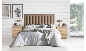 Dormitorio tapizado Souquet Nayara