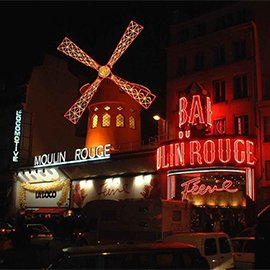 Moulin Rouge Inspiration