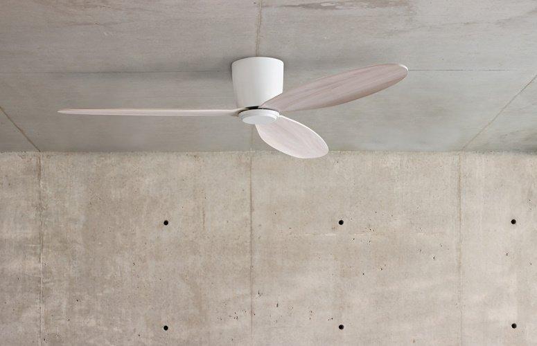 RADIANT ventilador techos bajos