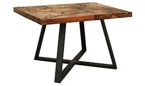 Mesa de centro vintage teca Vins