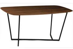 Mesa de comedor de madera Vanir