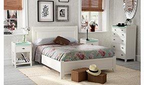 Dormitorio colonial Verona