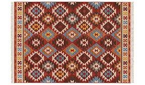 Alfombra kilim multicolor