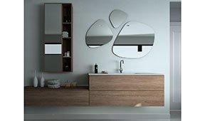 Mueble de baño moderno Melfir