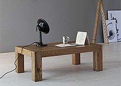 Mesa de centro vintage Brooklyn Devina Nais