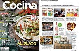 Revista Cocina Diez