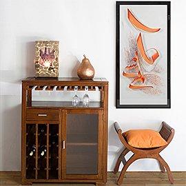 Muebles rústicos Rinca