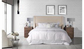 Dormitorio tapizado Soho Fasano