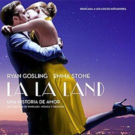 """La la Land """"La ciudad de las estrellas"""", nos inspira"""