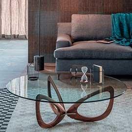 6 mesas de centro para un salón con mucho estilo