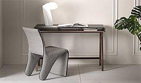 Mesa de escritorio Abaco de Pacini & Cappellini