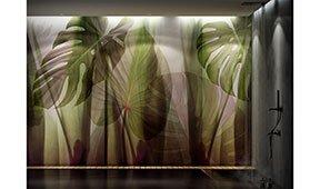 Papel pintado equatorial Jungle by Glamora