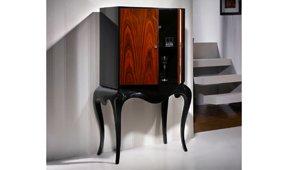 Mueble bar 2 puertas clásico Mesina