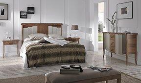 Dormitorio vintage Zeus II