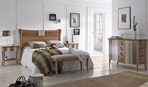 Dormitorio vintage Zeus III