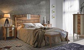 Dormitorio vintage Zeus IV