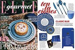 Revista Elle Gourmet