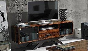 Mueble tv 1 cajón vintage Vulcano