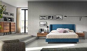 Dormitorio industrial Loft