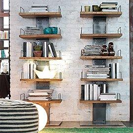 Muebles industriales Loft Chic