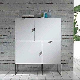 Muebles de diseño italiano lacado