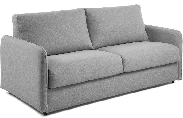 Sofá cama Kymoon madera gris claro