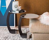 Mesa de rincón moderna Zen Cattelan