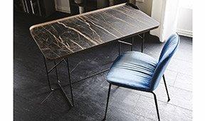 Mesa de escritorio Wolf Keramik Cattelan