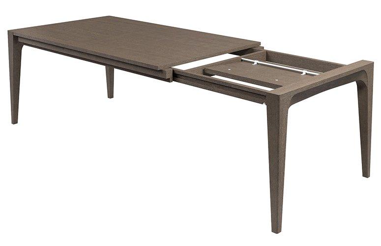 Mesa comedor extensible madera Deva