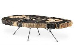 Mesa de centro madera Barrymore Black