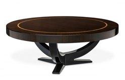 Mesa de centro de madera Umberto