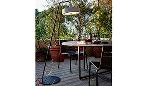 Lámpara de pie Soho Outdoor Marset