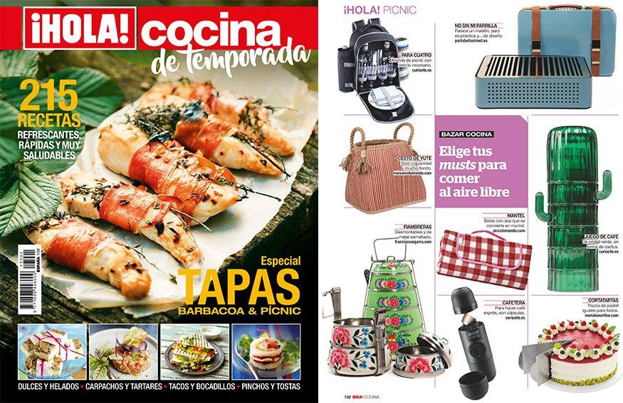 Revista Hola cocina