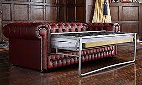 Sofá Chesterfield cama original
