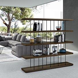 Colección siglo XXI en hierro y madera