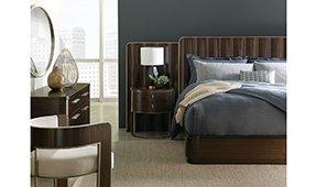 Dormitorio moderno Streamline