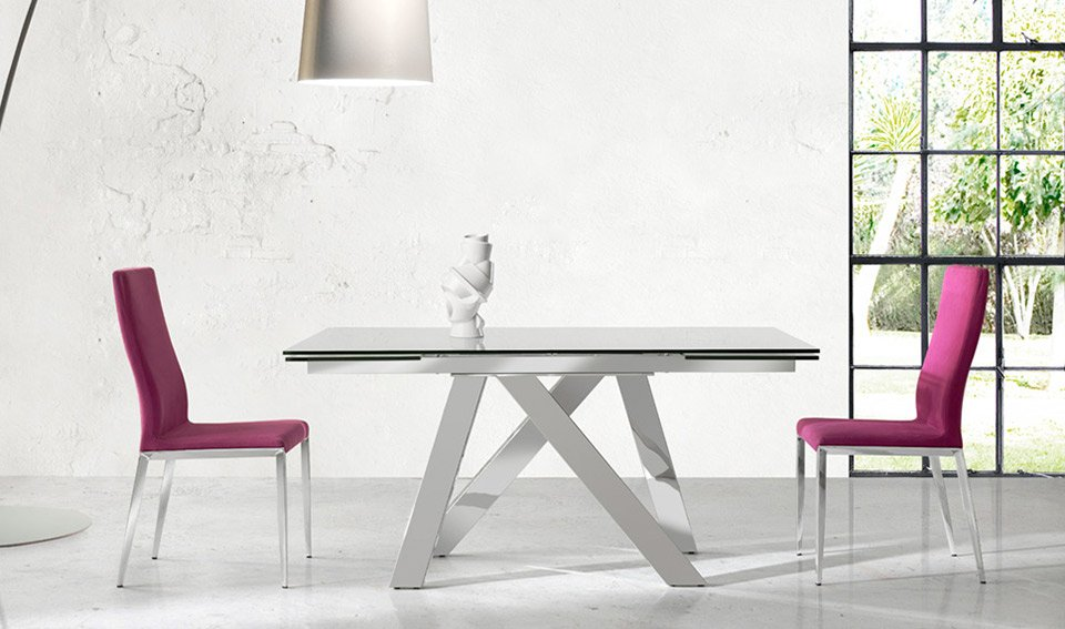 Mesa de comedor moderna Tree