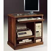 Mueble de Ordenador Torre Vertical