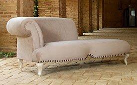 Chaise longue Dumas