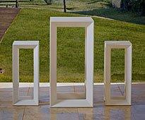 Conjunto Salón Jardín Frame II
