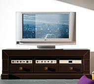 Mueble de TV Contemporáneo Danubio