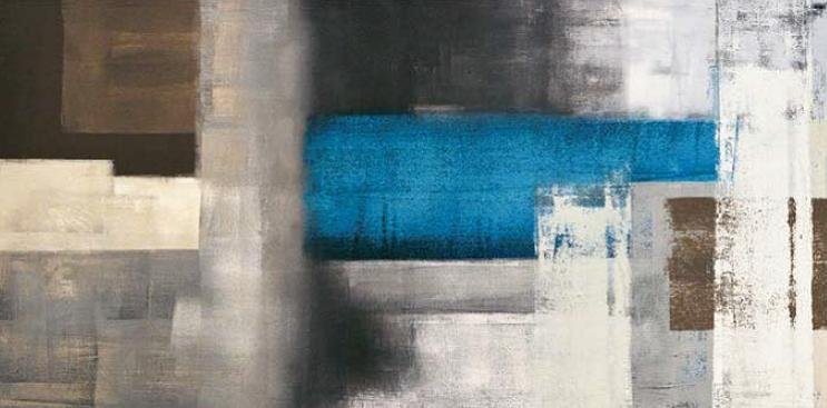 Cuadro canvas blue moon