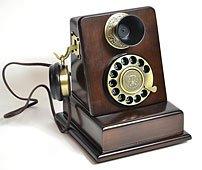 Teléfono Antiguo Basit