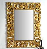 Espejo Clásico Hanae