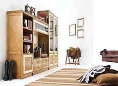 Mueble TV Clasico Doris